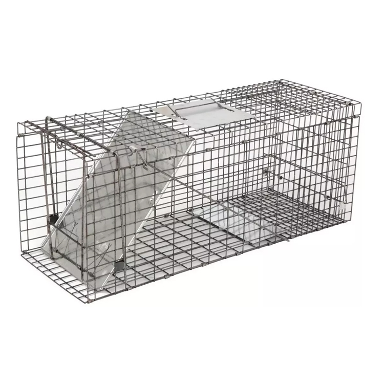 Trampa Jaula Importada para Gatos y Mamíferos